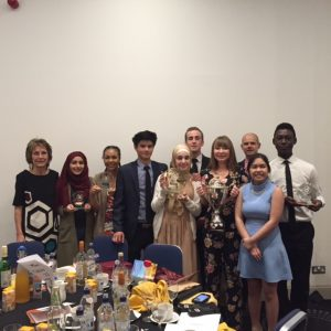 Young Enterprise Winners