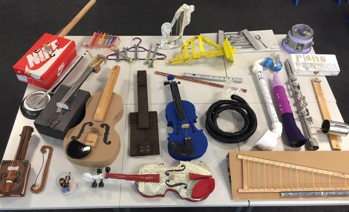 Instruments-recycled